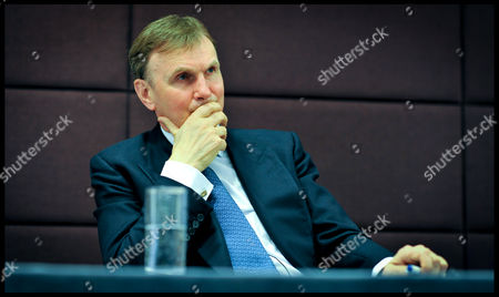 Editorial picture of ITV Chairman Archie Norman during a meeting in London, Britain - 16 Feb 2011
