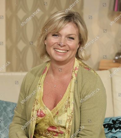 Stock Picture of Julie Dawn Cole, Fitness expert