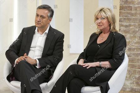 Dr Aamer Khan and Lesley Reynolds Khan