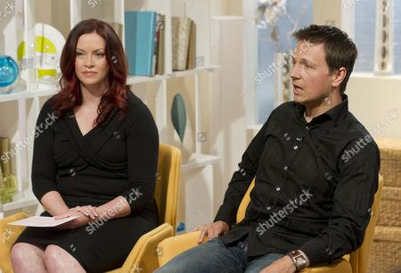 Sharon Marshall and Mark Homer
