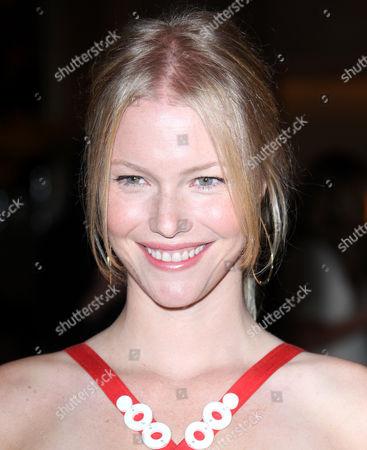 Stock Picture of Melissa Sagemiller