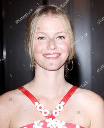 Stock Photo of Melissa Sagemiller