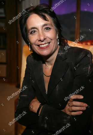 Editorial picture of Stella Tillyard promotes her book 'Tides of War', The Watermill Theatre, Newbury, Britain - 10 Jun 2011