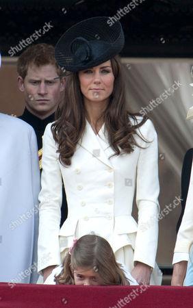 Prince Harry, Catherine Duchess of Cambridge, Estella Taylor