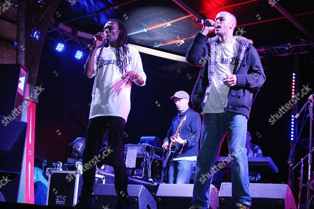 The Beat - Ranking Roger and Murphy 'Ranking' Jnr