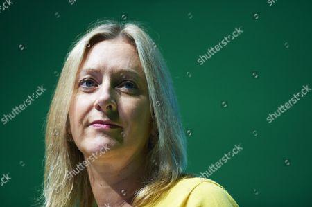 Jill McDonald, CEO and President of MCDonalds UK, London, Britain