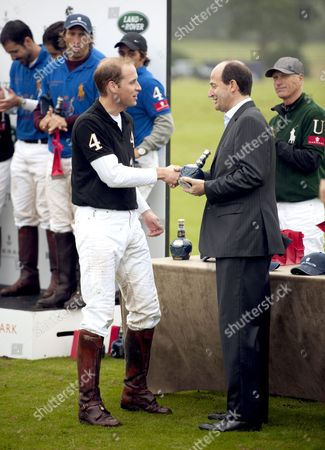 Editorial picture of Sentebale Polo Cup, Coworth Park, Berkshire, Britain - 12 Jun 2011