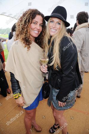 Stock Image of Tara Smith and Laura Comfort