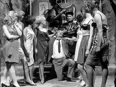 "RUPERT DAVIES ""BRIDES OF FU MAN CHU"" 1966"