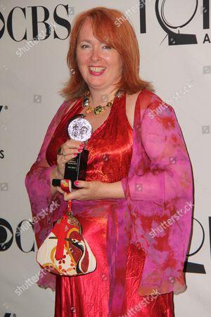 Editorial image of 65th Annual Tony Awards Press Room, New York, America - 12 Jun 2011