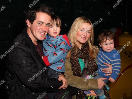 Dominic Wood, Sandi Lee Hughes and family