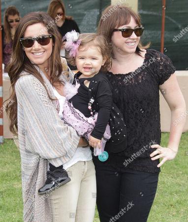 Ashley Tisdale, Niece, Jennifer Tisdale