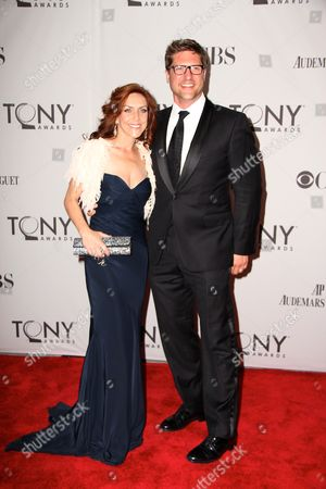 Andrea McArdle, Christopher Sieber