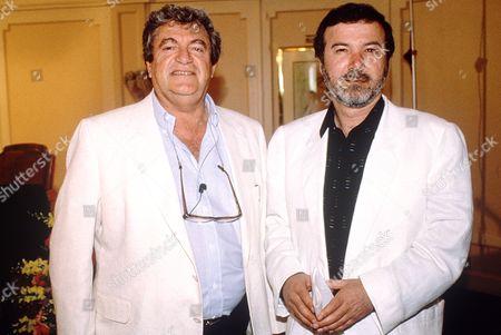 Menahem Golan and Yoram Globus
