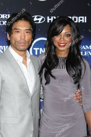 Peter Shinkoda, Tiffany Hines