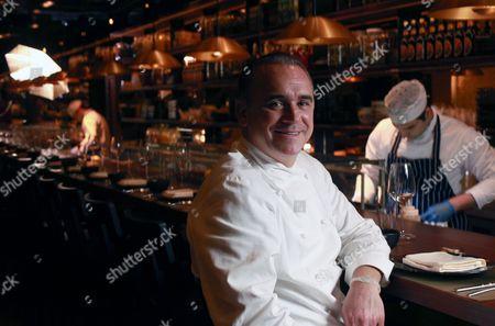 Restauranteur Jean-Georges Vongerichten