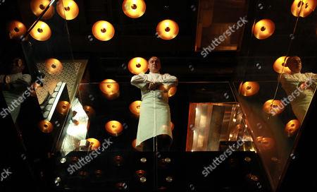 Editorial photo of Jean-Georges Vongerichten at The Spice Market restaurant in London, Britain - 23 Feb 2011