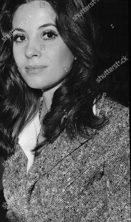 Actress Barbara Parkins