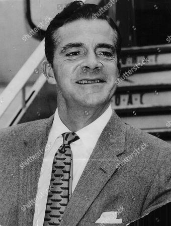 Actor Dana Andrews In 1956.
