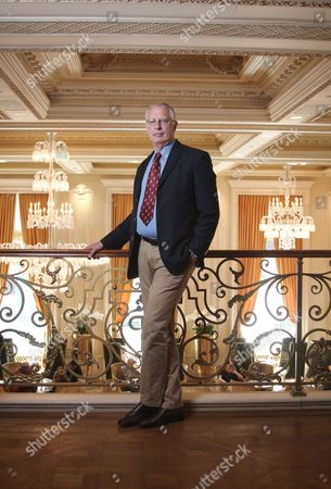 Editorial picture of Doug Casey at The Rose Club, Plaza Hotel, New York, America - 09 Jun 2011