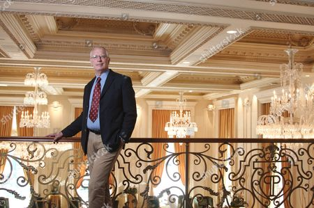 Editorial image of Doug Casey at The Rose Club, Plaza Hotel, New York, America - 09 Jun 2011