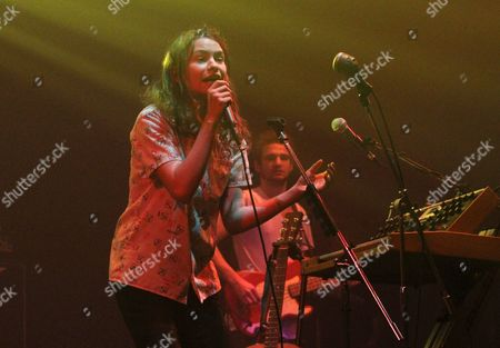 Editorial image of I Blame Coco in concert, Florence, Italy - 13 Jun 2011