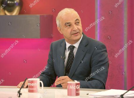 Editorial image of 'Loose Women' TV Programme, London, Britain - 14 Jun 2011