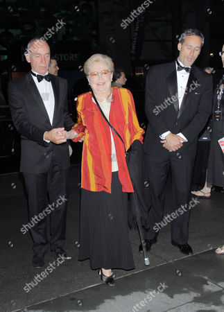 Stock Picture of Dr. Mathilde Krim