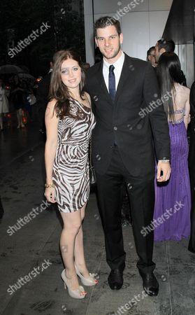 Editorial photo of amfAR New York Inspiration Gala Celebrating Men's Style, New York, America - 14 Jun 2011
