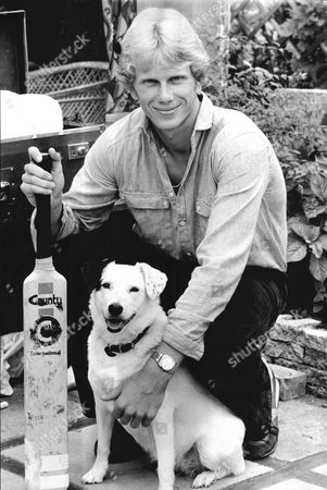 Graham Dilley (born Graham Roy Dilley 18 May 1959 Dartford Kent) Is A Former English Cricketer Whose Main Role Was As A Fast Bowler. He Played First-class Cricket For Kent And Worcestershire And Appeared In Forty One Test Matches And Thirty Six Odis For England. With Bonnie The Dog