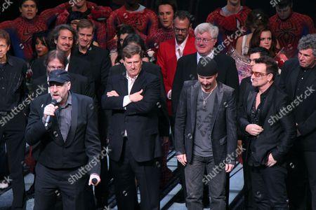 Philip William McKinley, Bono and The Edge