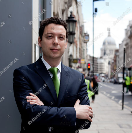 Editorial photo of Xavier Solano in London, Britain - 27 May 2011