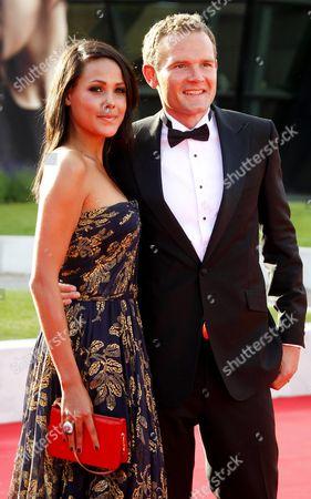 Editorial picture of Scottish Fashion Awards, Science Centre, Glasgow, Scotland, Britain - 15 Jun 2011