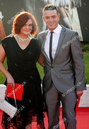 Editorial image of Scottish Fashion Awards, Science Centre, Glasgow, Scotland, Britain - 15 Jun 2011
