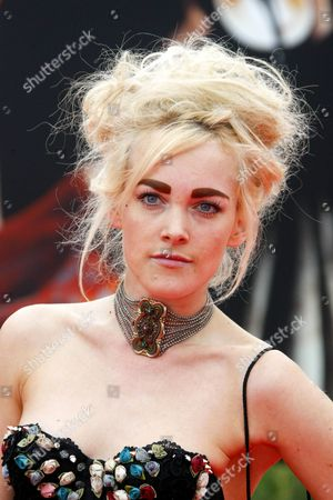 Editorial photo of Scottish Fashion Awards, Science Centre, Glasgow, Scotland, Britain - 15 Jun 2011