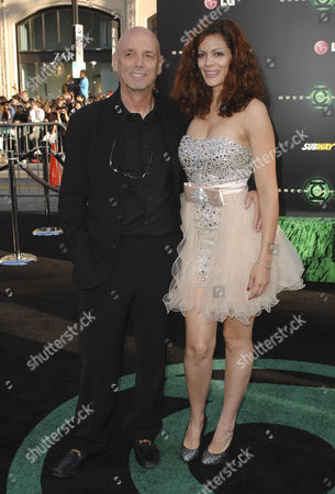 Editorial picture of 'Green Lantern' film premiere, Los Angeles, America - 15 Jun 2011