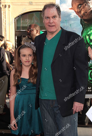 Jay O. Sanders & niece Thomasina Sanders