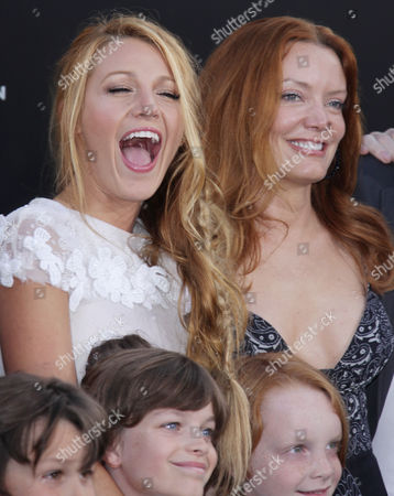 Blake Lively and Lori Lively
