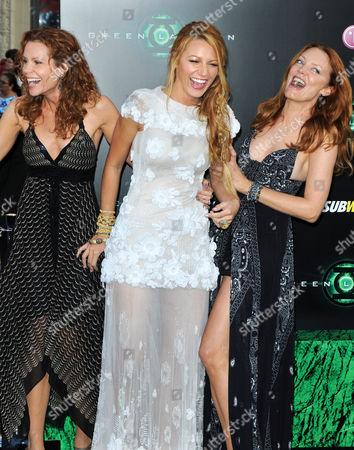 Robyn Lively, Blake Lively, Lori Lively