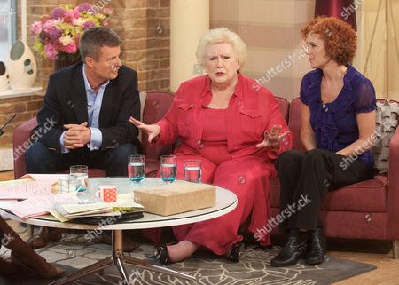 Editorial photo of 'This Morning' TV Programme, London, Britain - 16 Jun 2011