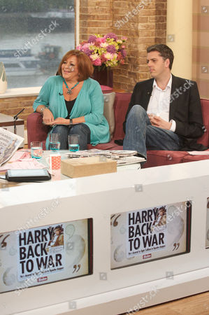 Editorial picture of 'This Morning' TV Programme, London, Britain - 16 Jun 2011