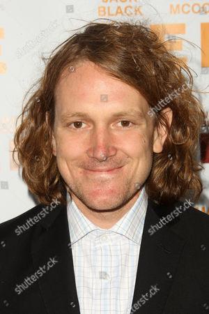 Stock Image of Benjamin Murray