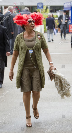 Dame Shirley Bassey.