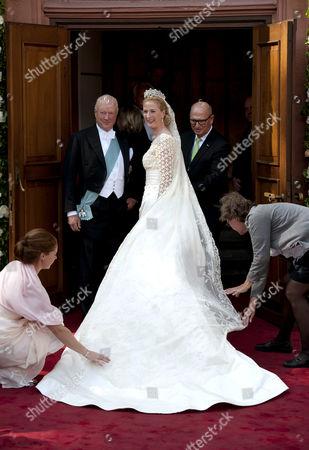 Prince Richard of Sayn-Wittgenstein-Berleburg and Princess Nathalie of Sayn-Wittgenstein-Berleburg