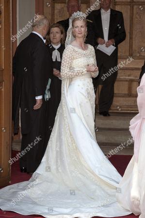 Princess Nathalie of Sayn-Wittgenstein-Berleburg
