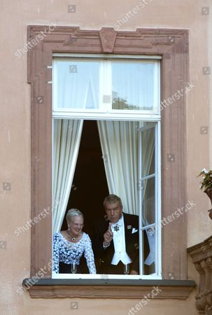 Stock Photo of Queen Margrethe II