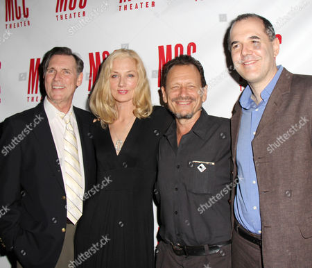 Editorial image of 'Side Effects' Play Opening Night, New York, America - 19 Jun 2011