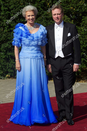 Princess Benedikte and Prince Gustav of Sayn-Wittgenstein-Berleburg