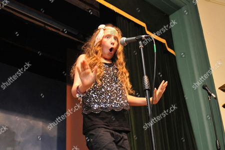 Editorial picture of Julie Cowell judges singing contest in Rottingdean, Sussex, Britain - 18 Jun 2011