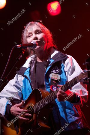 Stock Picture of Nanci Griffith